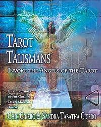 Tarot Talismans: Invoke the Angels of the Tarot by Sandra Tabatha Cicero (2006-07-08)