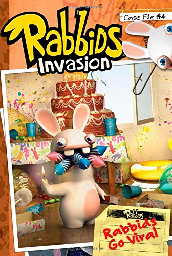 Spongebob 4 Band (Rabbids Go Viral (Rabbids Invasion, Band 4))