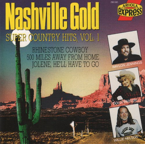 Country Music (Compilation CD, 16 Tracks)