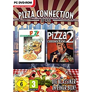 Pizza Connection Box, Standard, Windows 8