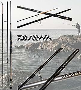 Daiwa Sea Hunter X Surf, Canne Surf, 4.50m, 100-250g, 3 brins