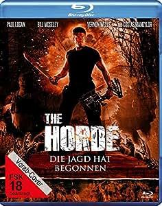 The Horde - Die Jagd hat begonnen [Blu-ray]