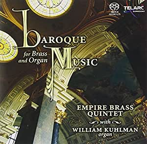 Various:Baroque Music for Bras