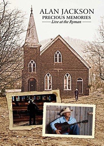 Preisvergleich Produktbild JACKSON, ALAN - PRECIOUS MEMORIES (1 DVD)