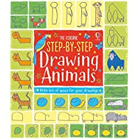 Step-by-Step Drawing Animals: 1 (Step-by-Step Drawing Book)