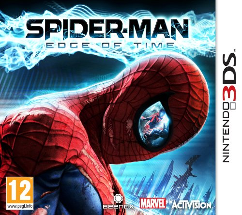 [Import Anglais]Spider-Man Edge of Time Game 3DS (3ds Spiderman Nintendo)