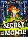 Le Secret de la momie par Stilton