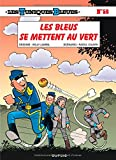 Les Bleus se mettent au vert   Cauvin, Raoul (1938-....). Auteur