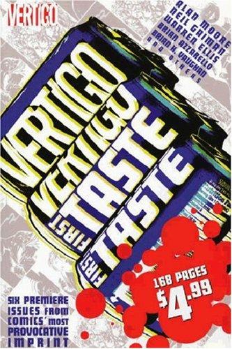Vertigo: First Taste (DC Comics Vertigo)