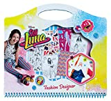 Undercover SORN2242 - Fashion Designer Disney Soy Luna Schreibwaren, 34-teilig