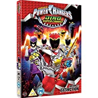 Power Rangers Dino Super Charge: Vol 2 - Extinction