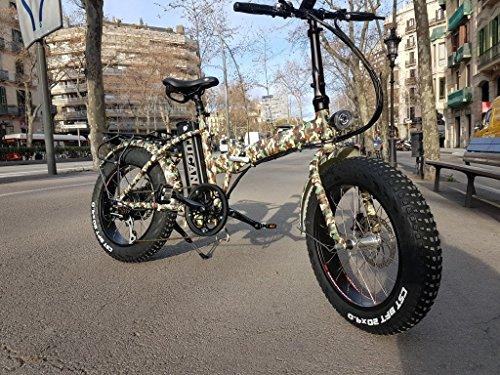 MONSTER 20 - Das Elektro-Faltrad - The Folding Electric Bike - Räder 20