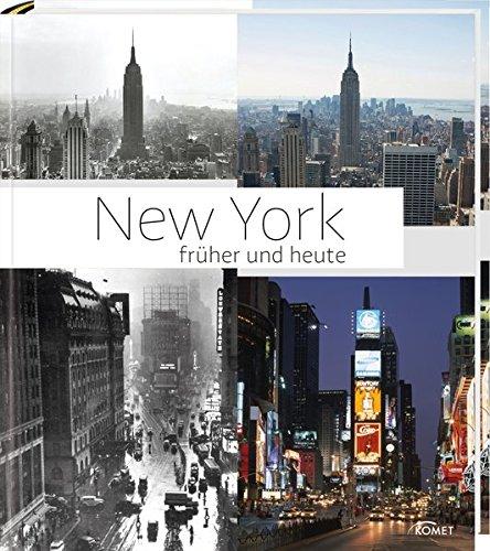 New York früher und heute Buch-Cover