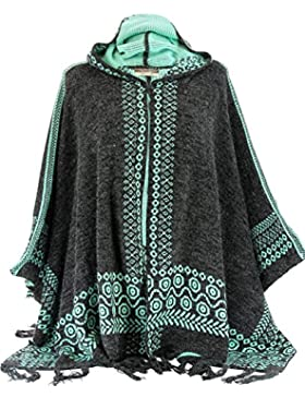 Charleselie94® - Poncho -  donna