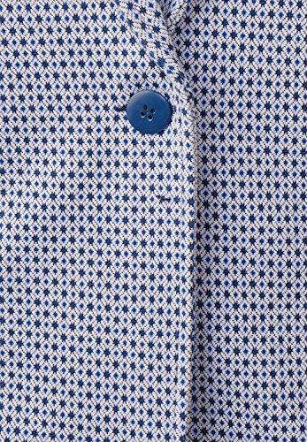 Street One Damen Jacquard Sweatblazer Tori night blue (blau)