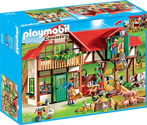 Playmobil - 6120 - Grande ferme