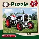 3D-Puzzle Traktor: 555 Teile (PestalozziPuzzle)