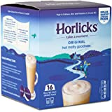 Horlicks Dolce Gusto Compatible Pods - 48 Pods (3 Boxes x 16 Pods)
