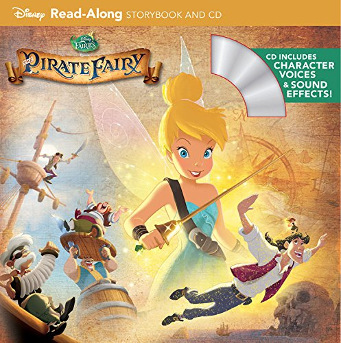 Tinker Bell And The Pirate Fairy (+ CD)