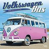 Volkswagen Bus - VW Transporter 2018-18-Monatskalender: Original BrownTrout-Kalender [Mehrsprachig] [Kalender] (Wall-Kal