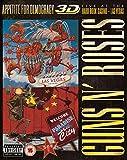 Guns n' Roses - Appetite for democracy 3D: live at the Hard Rock Casino - Las Vegas(2D+3D)