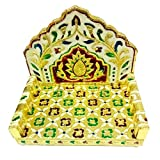 Best Imperial Home Sofas - SK Craft Decorated Wooden Handcrafted Jaipuri Art Big Review