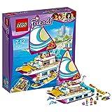 LEGO 41317 - Friends, Il Catamarano immagine