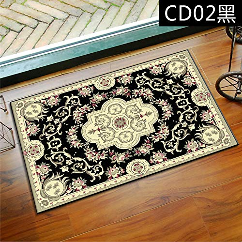 Thesaurus Teppich Fußmatte European-Style Entry Door mat Door mat Living Room Bedroom Entrance Door mat Home Non-Slip Door mat Door Front Carpet