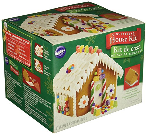 Wilton Preassembled Petite Gingerbread House Kit- Wilton House