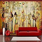 Altes Ägypten Fototapete ägyptischen Charakter große Wand Wohnzimmer Esszimmer Halle Hall Papier