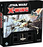 Best Video Game Characters - Fantasy Flight Games FFGSWX01 X-Wing 2nd Edition Star Review