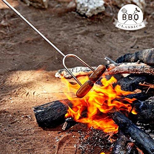 BBQ Classics Ausziehbare Grillgabel