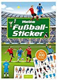 Meine Fu�ball-Sticker (Mein Stickerbuch) Bild