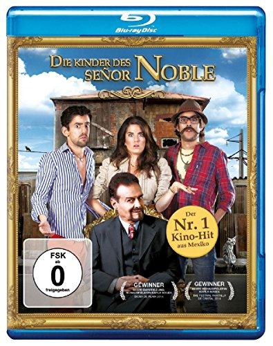 Die Kinder des Señor Noble (Nosotros los Nobles) [Blu-ray]
