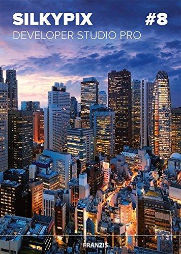 FRANZIS SILKYPIX Developer Studio Pro 8 | Fotobearbeitung und Bildbearbeitung für PC & Mac (Fujifilm Profi-kamera)
