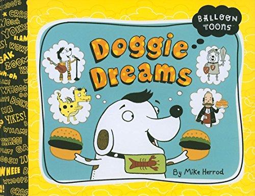 Doggie Dreams (Balloon Toons)