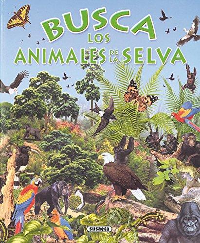 Busca Animales De La Selva por Pere Rovira