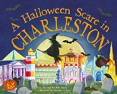 Charleston by Eric James (2015-08-01) (Charleston Halloween)