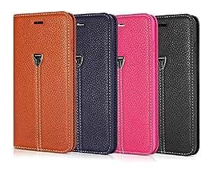 Etui de protection portefeuille Xundo Book Case Noir I Phone 5/5 S