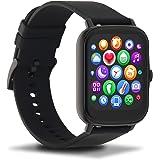 Nordväl SW103B Smartwatch (Zwart)