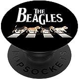 The Beagles, cadeau pour propriétaire de Beagle PopSockets PopGrip - Support et Grip pour Smartphone/Tablette avec un Top Int