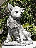 Chihuahua Schnick Schnack - Steinfigur