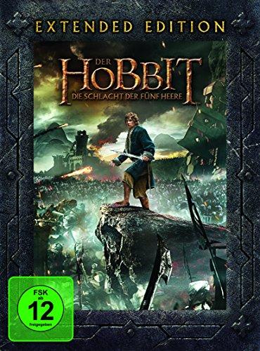 Der Hobbit: Die Schlacht der fünf Heere (Extended Edition, 5 ()