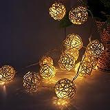 Zilong-Lumires-de-Nol-la-Corde-de-la-Lampe-20-LED-les-Lumires-de-Blanche-Chaude-en-Rotin-pour-la-Fte-de-Nol-Mariage-Dcoration-la-Chambre-lIntrieur-de-la-Maison-Anniversaire-Etc-22M-de-Long-Globe-en-Ro