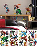 Marvel Comics Classics Wall Decals 18 x4...