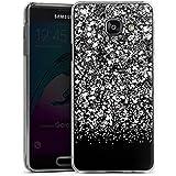 Samsung Galaxy A3 (2016) Housse Étui Protection Coque Paillettes Bling-bling Motif