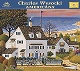 2014 Charles Wysocki Americana Wall Calendar by MOSAIC LICENSING (2013-09-01)