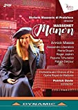 Massenet: Manon (Opéra Royal de Wallonie-Liège, 2014) [2 DVDs]