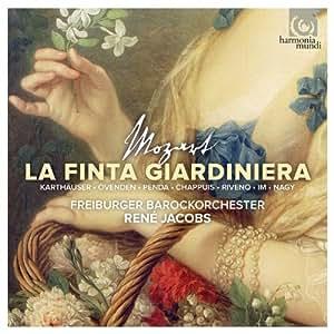 Mozart : La finta giardiniera