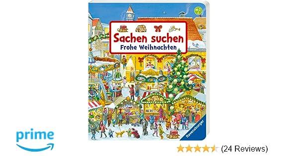 Weihnachtsbilder Suchen.Sachen Suchen Frohe Weihnachten Amazon De Susanne Gernhäuser